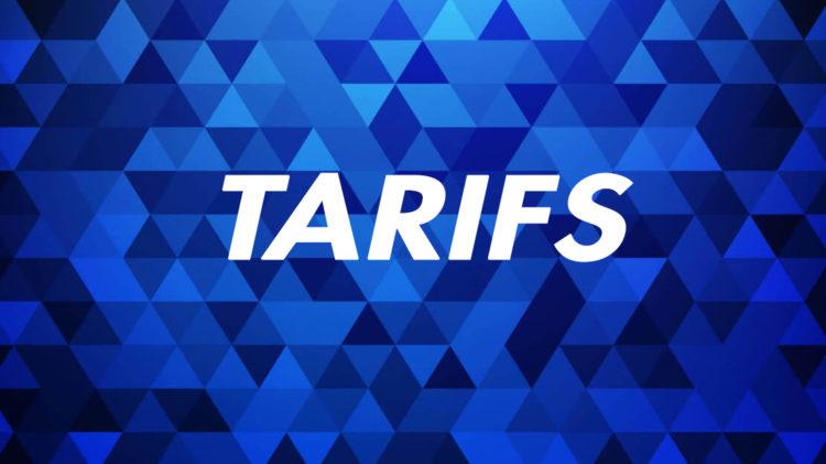 TARIFS v2