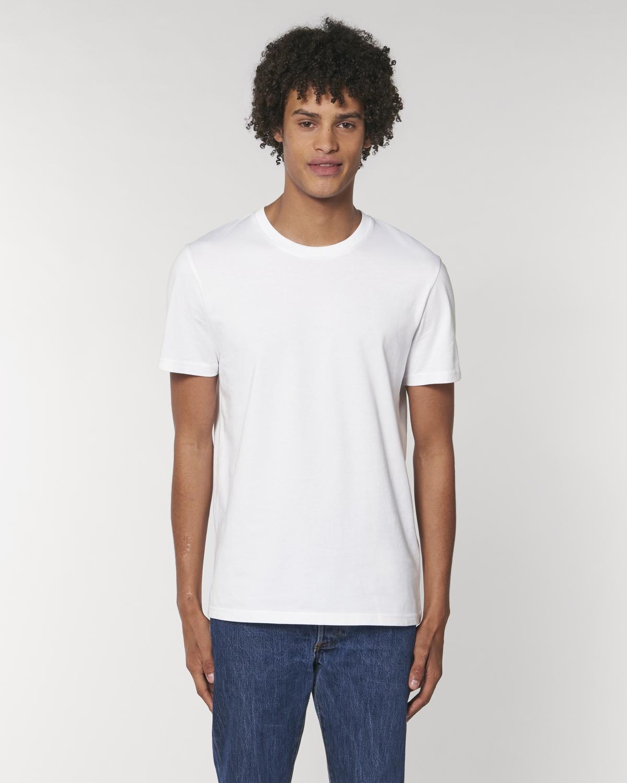 T-shirt Creator Blanc Personnalisé