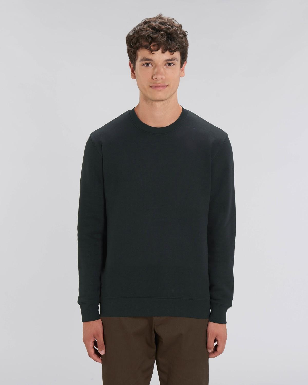 Sweat-shirt unisexe coton bio personnalisé